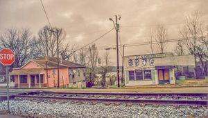 Vicksburg, Mississippi - Quentin Haslam