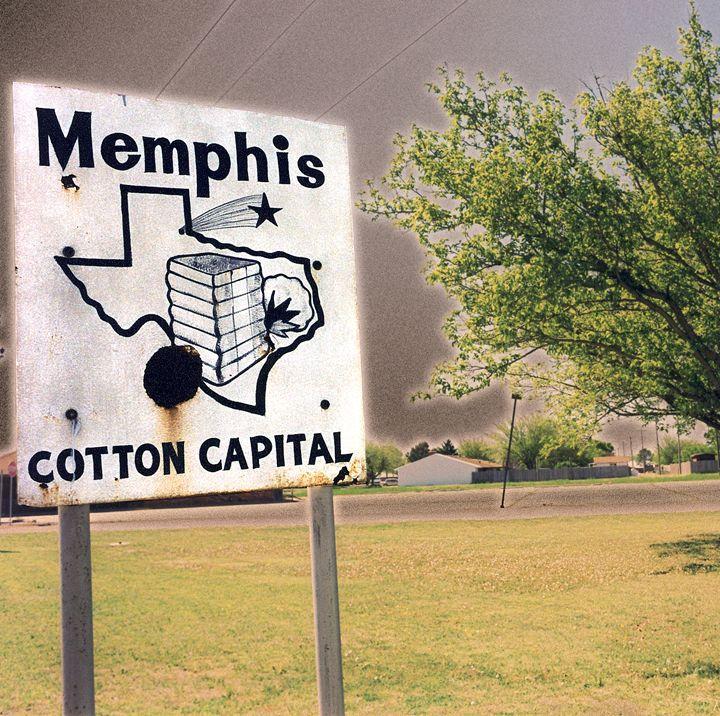 Memphis, Texas - Quentin Haslam