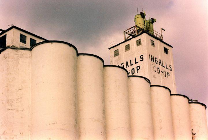 Ingalls, Kansas - Quentin Haslam