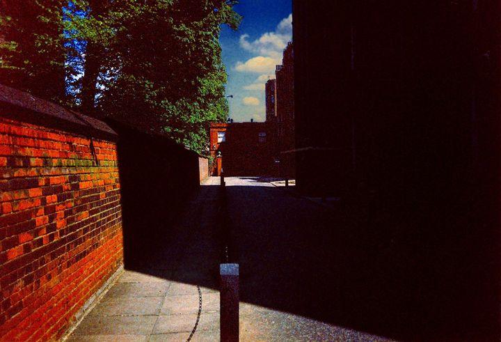 Kensington, London - Quentin Haslam