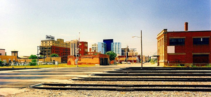 Wichita Falls, Texas - Quentin Haslam