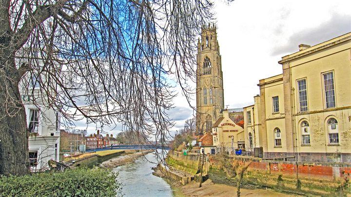 Boston, Lincolnshire - Quentin Haslam