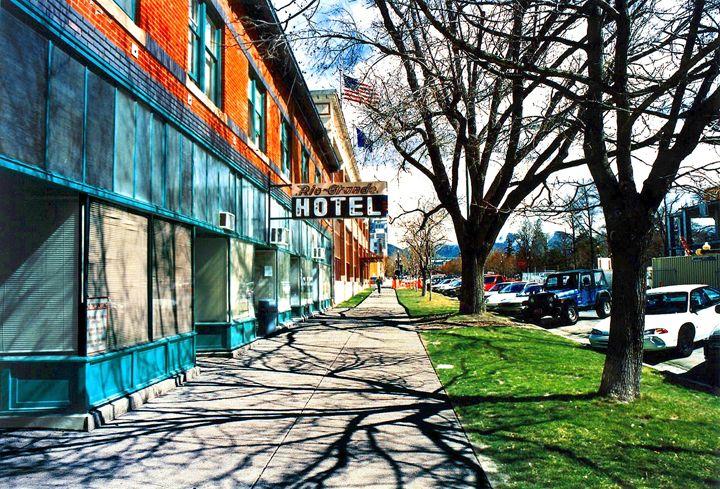 Salt Lake City - Quentin Haslam