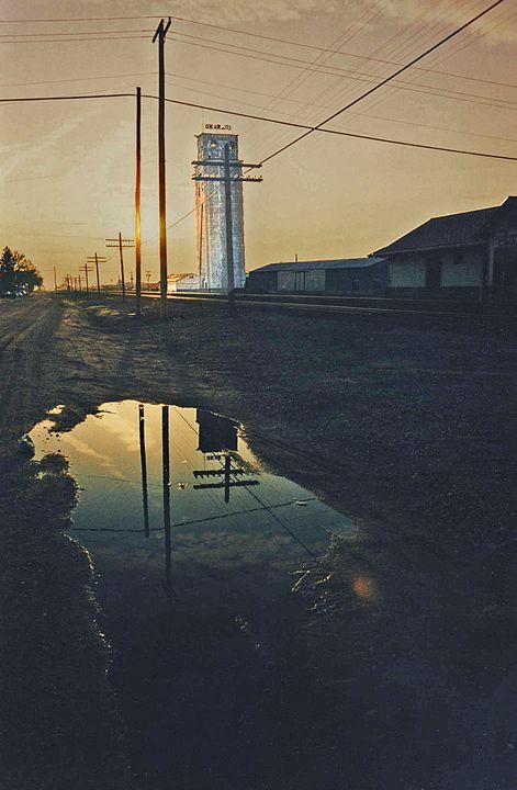 Cimarron, Kansas - Quentin Haslam