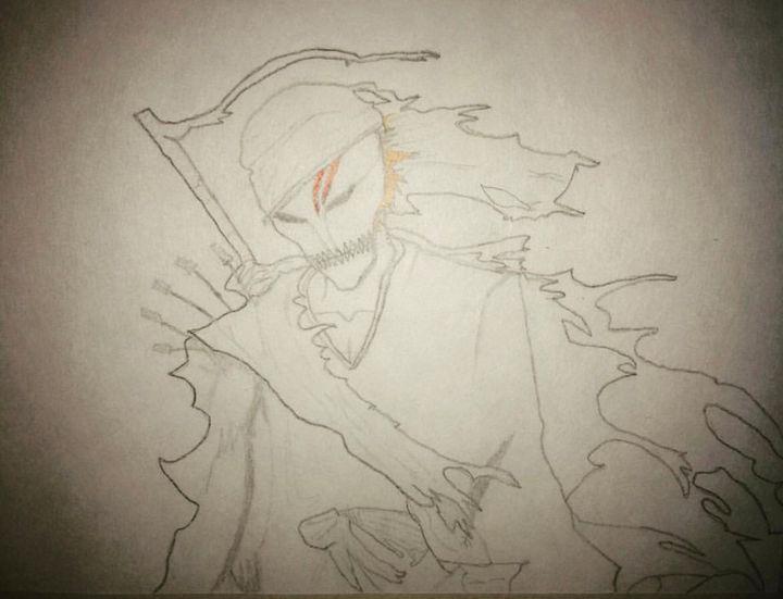 Hollow Mask Ichigo - Axel Excess