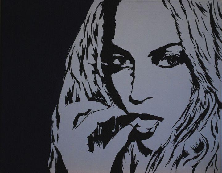 Beyonce - Pop Art