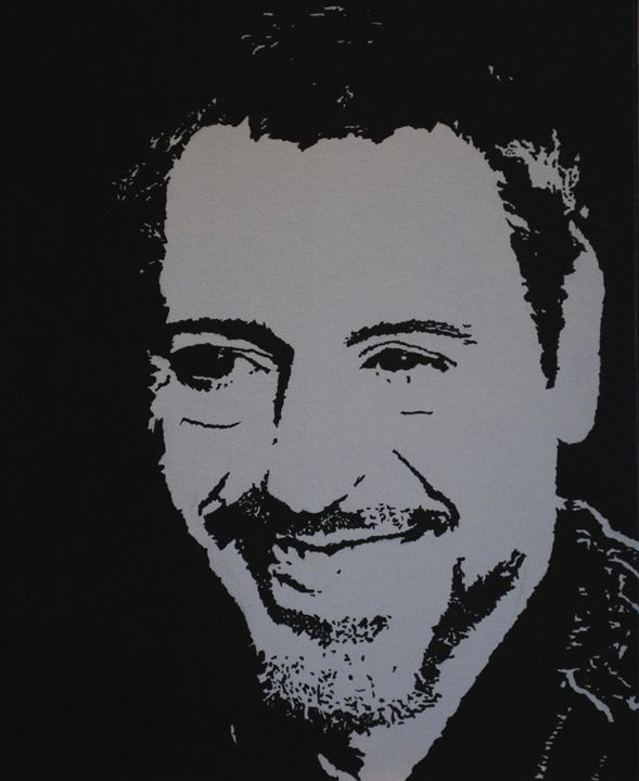 Robert Downey JR. - Pop Art