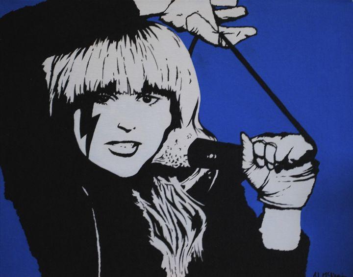 Lady Gaga - Pop Art
