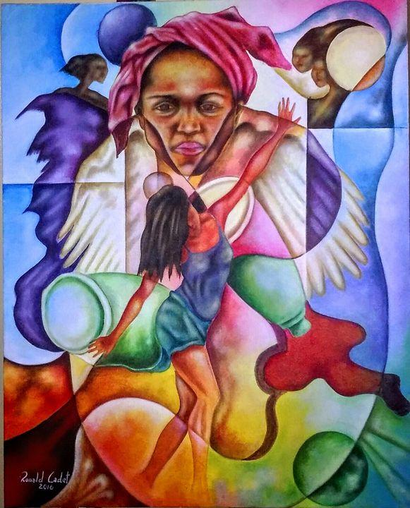 Angel of Revolution - Ronald Cadet