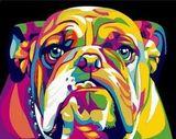 Bulldog Whimsical