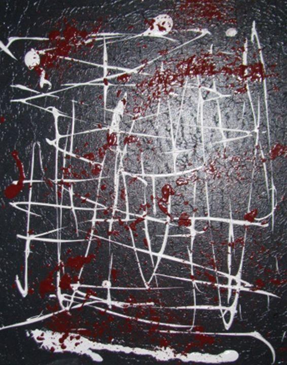 Forsaken - Kadal Axe Acrylics