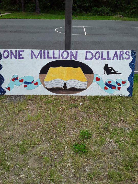 Artist creative idea on one million - Joseph