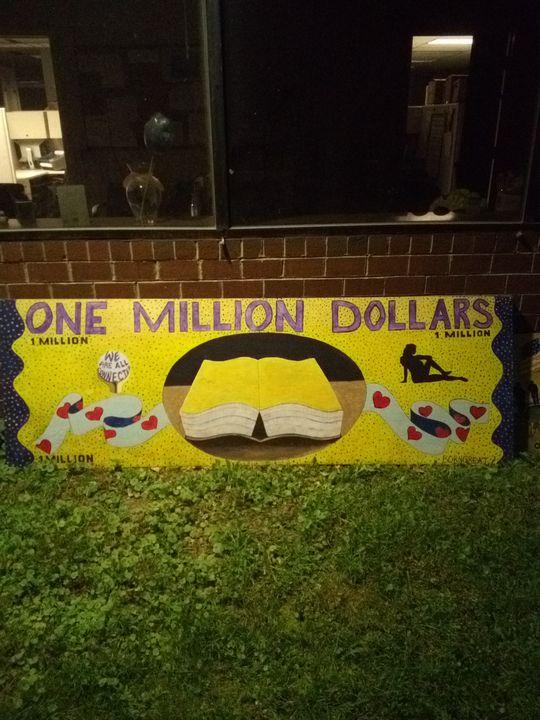 One million dollar bill - Joseph