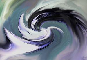 Swirled Sworrior