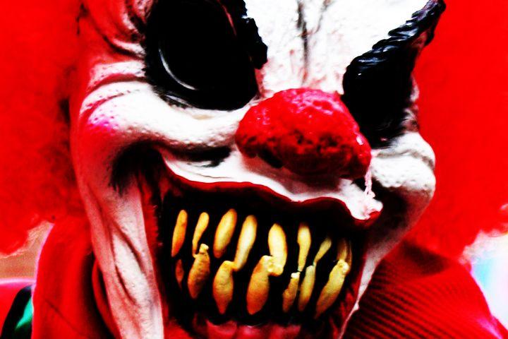 Clown 1 - Alan Harman Photography