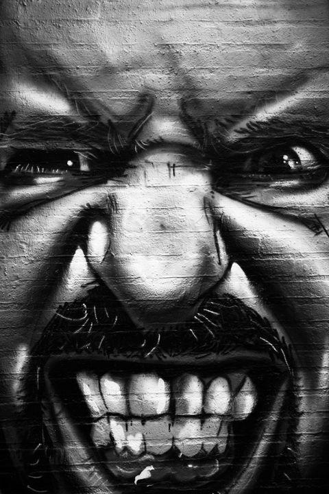 Graffiti 2 - Alan Harman Photography