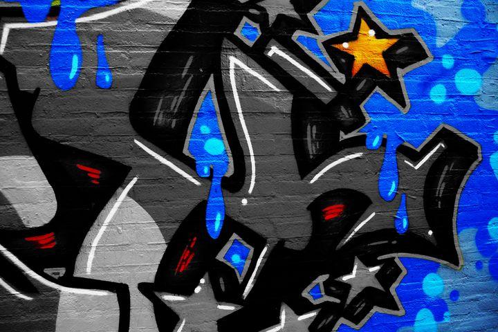 Graffiti 3 - Alan Harman Photography