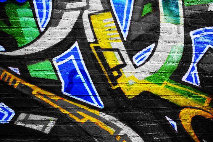 Graffiti 6 - Alan Harman Photography