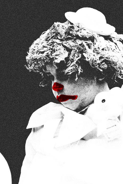 Clown 3 - Alan Harman Photography