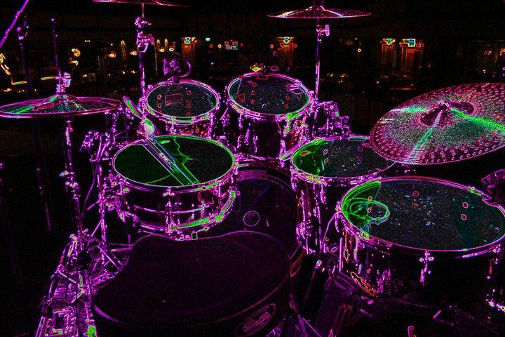 Drums - Alan Harman Photography