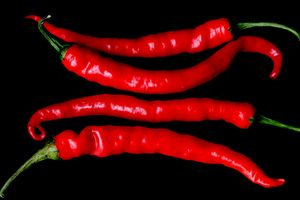 Four Red Chilies