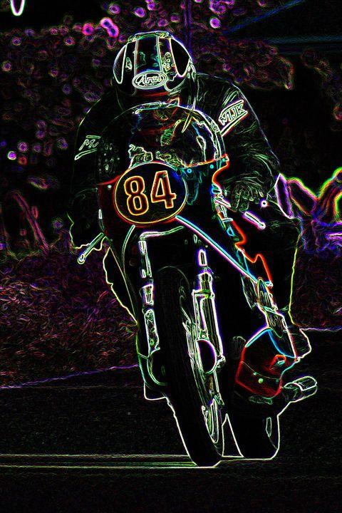 Motorcycle 2 - Alan Harman Photography