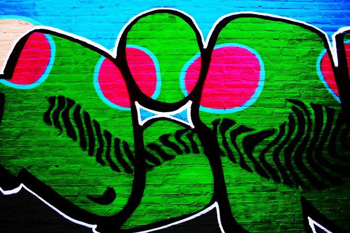 Graffiti 12 - Alan Harman Photography