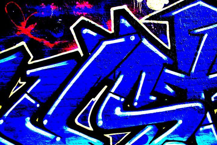 Graffiti 13 - Alan Harman Photography
