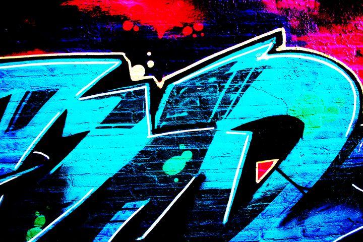Graffiti 14 - Alan Harman Photography
