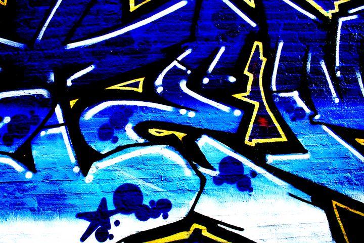 Graffiti 15 - Alan Harman Photography