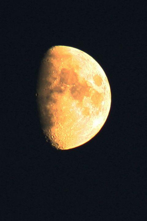 Big Old Moon - Alan Harman Photography