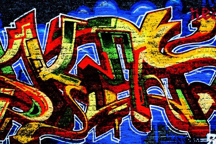 Graffiti 17 - Alan Harman Photography