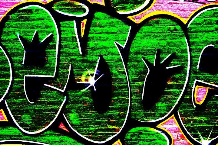 Graffiti 18 - Alan Harman Photography