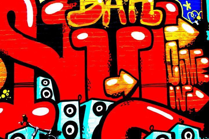 Graffiti 19 - Alan Harman Photography