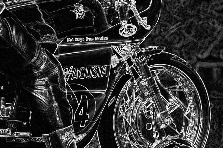 Motorcycle 1 - Alan Harman Photography