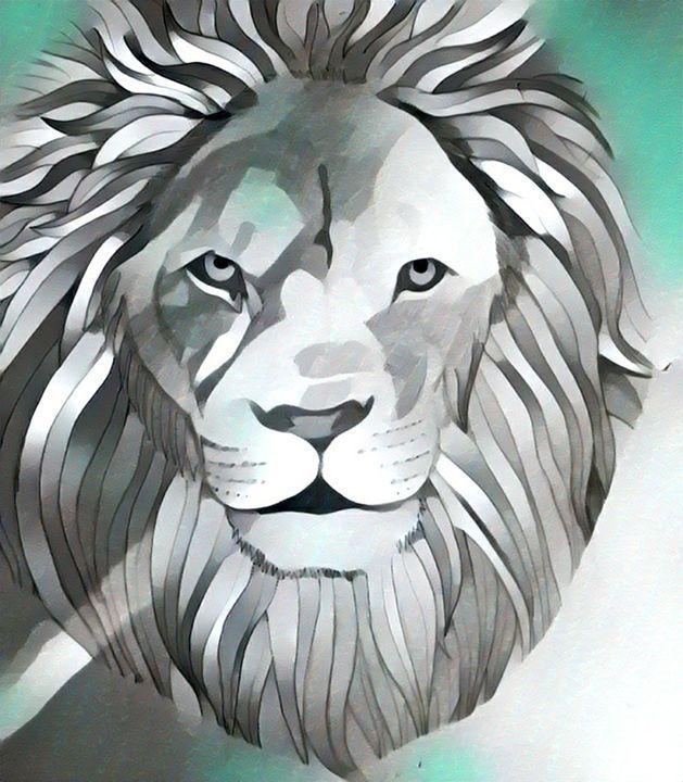 POP LION - MARLON BLACKWOOD