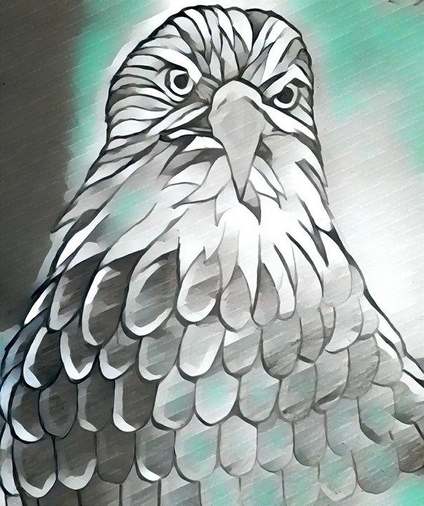 POP EAGLE - MARLON BLACKWOOD