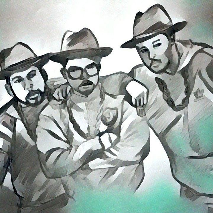 3 KINGS OF ROCK - MARLON BLACKWOOD