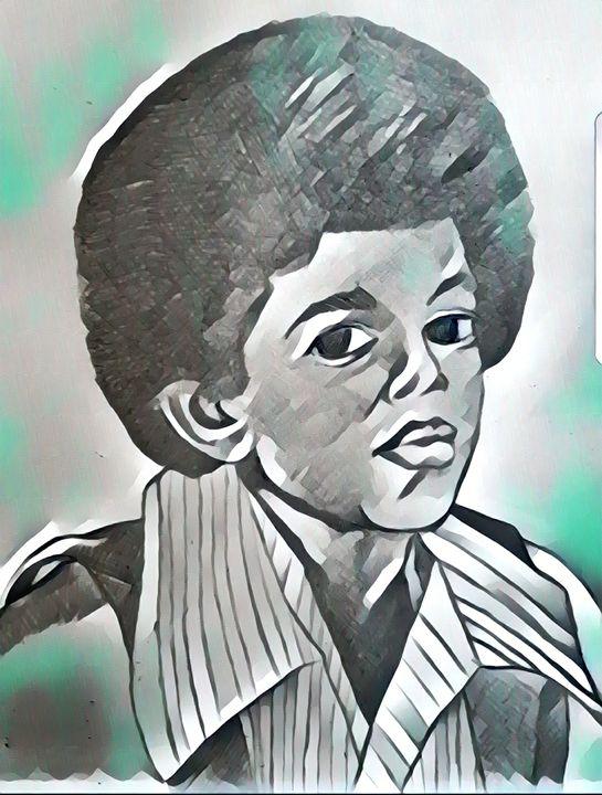 YOUNG MICHAEL - MARLON BLACKWOOD