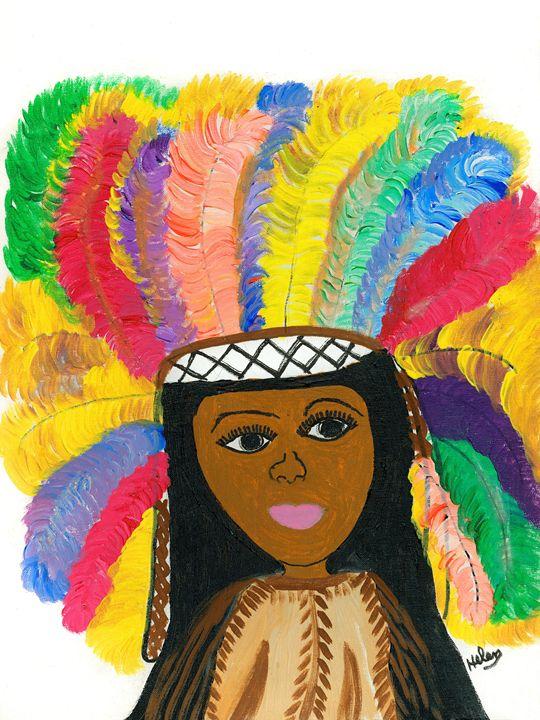 Native - Helen Johnson's Prints