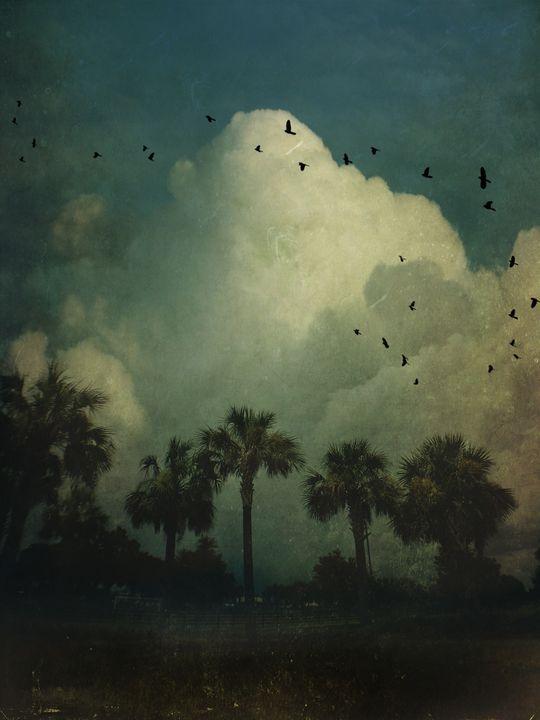 Blue skies - Harold Jones