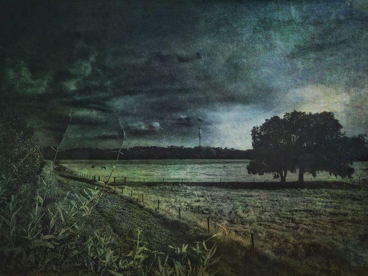 Dark sky - Harold Jones