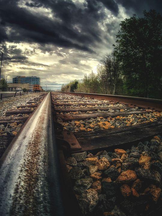 Railway - Harold Jones