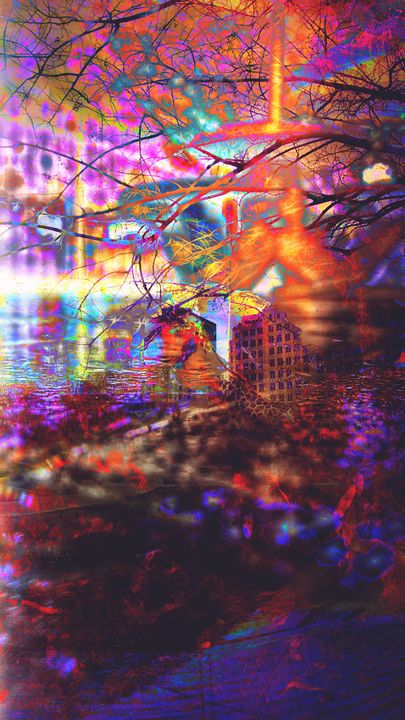 Colorful chaos - Harold Jones