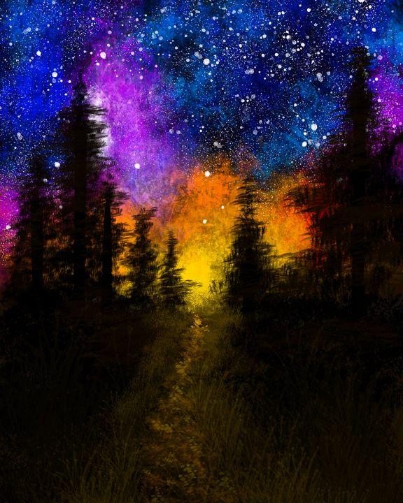 Midnight run - Harold Jones