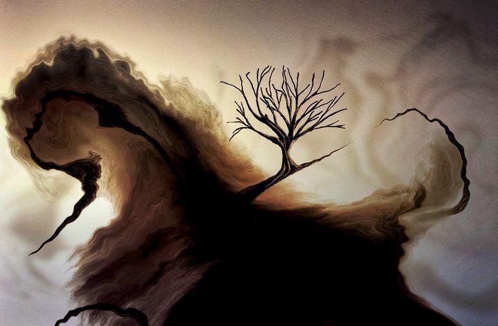 One tree - Harold Jones