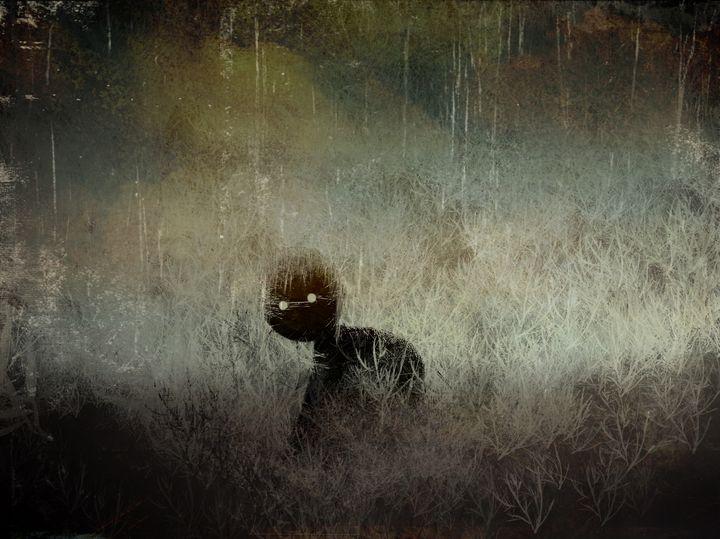 Little creepy - Harold Jones