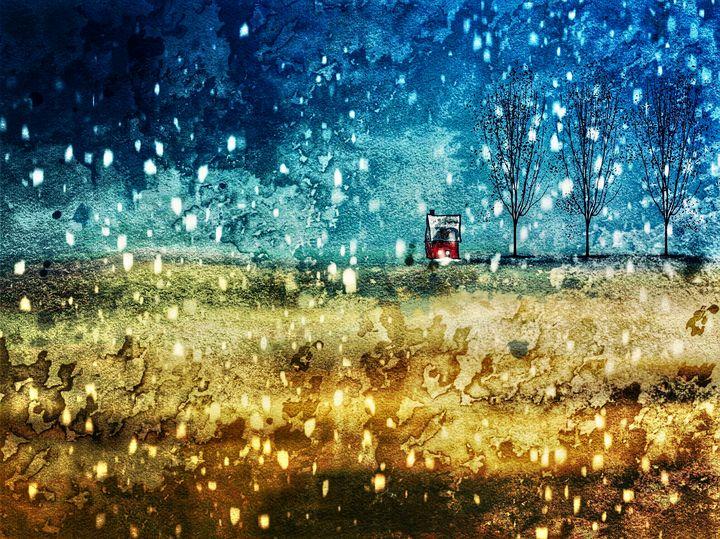 Red farm - Harold Jones