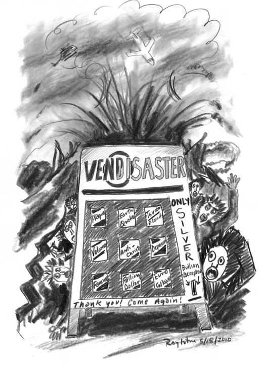 Vend-O-Disaster - Art of Ray Istre