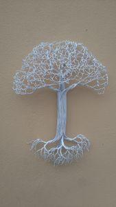 Flat tree